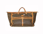 Vintage Louis Vuitton Weekender Bag Overnighter Large Carry On
