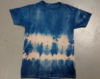 Naturally Dyed Indigo Men's T-Shirt