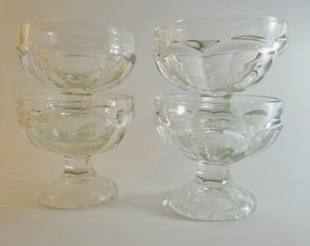 Sherbert Glasses set of 4
