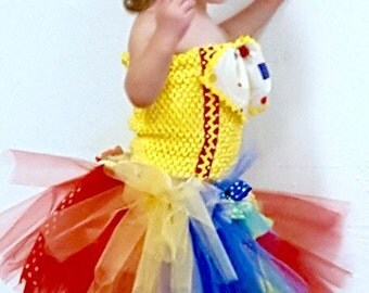 Circus Tutu Set Ready2Ship Perfect for:  Pageant wear, theme wear, outfit of choice, Halloween, birthday party photo shoot