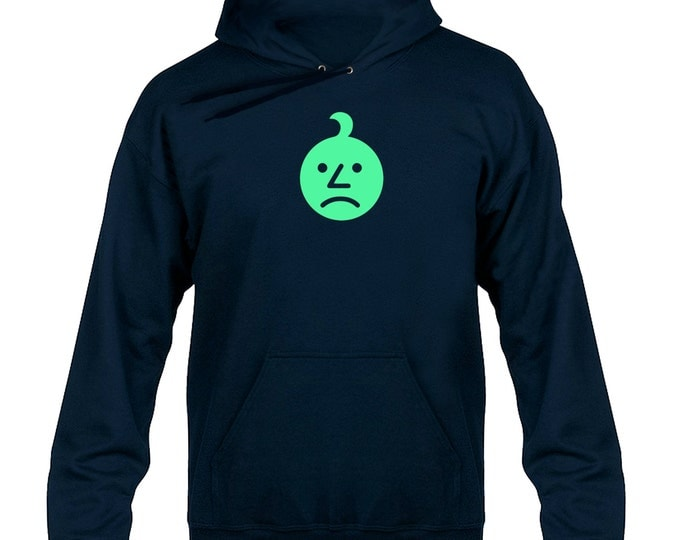 Ashens Sad Onion Glow  Hoody  Hoodie Hooded Sweater
