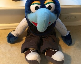 The Great Gonzo Rare Vintage Plush