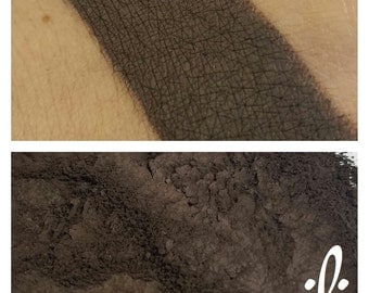 Saddle Up - Matte Brown Pigment -