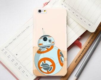 Droid Case iPhone 6S Case Phone 6 Plus Case Robot iPhone 6 Clear Case Phone 6S Plus Case iPhone 5 5c Hard Case For Samsung S6 Edge PO171_171