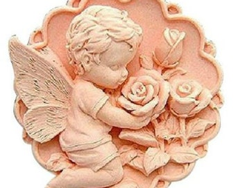 Angels and Fairy All Natural Handcrafted Soap in Goats Milk and Shea Butter.Gift. Wedding