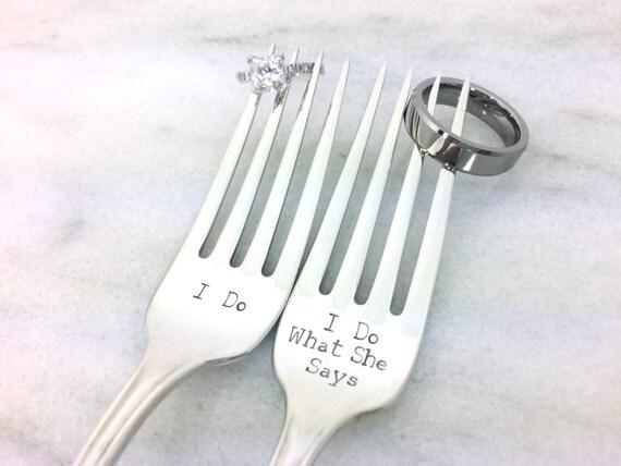 Wedding Gag Gift: Newlywed Gift Gift For Newlyweds Funny Wedding Gift I Do I