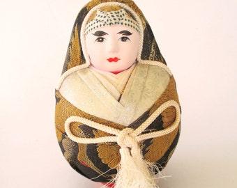 Japanese Yamaha Egg shaped Doll
