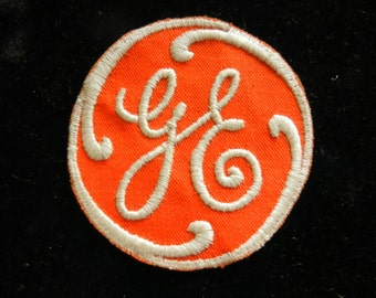 Vintage 1930s General Electric Company Patch