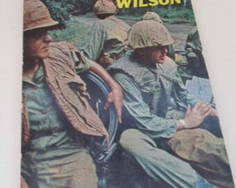 Vintage 1960s Vietnam War Pulp/Cult Fiction Paperback - The LBJ Brigade by William Wilson