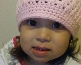 Crochet Baby Hat,Beanie Hat,Winter Baby Beanie Hat,Beanie Hat with Pom pom