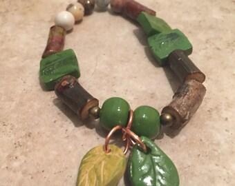 Naturally nice twig bracelet