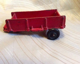 Arcor toys, wagon, vintage arcor safe play toys, made in U.S.A.. around 1940s, antique toy wagon, rubber wagon, old, collector item, vintage