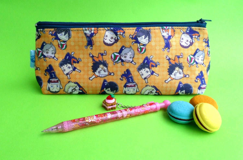 Decorate Pencil Case Pencil Pouch Etsy