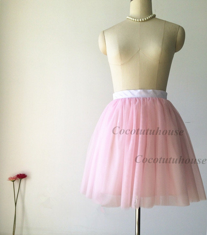 soft pink tulle skirt tulle skirt tulle skirt