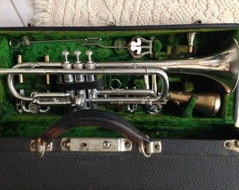 Vintage Trumpet Conn