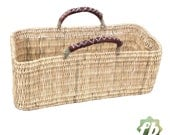 gardener wicker basket