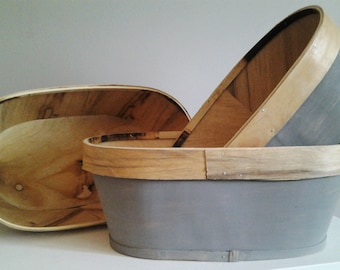Farmhouse Nesting Baskets