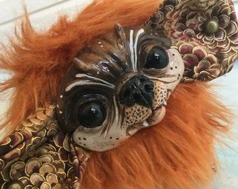 OSCAR--Dream Creeper Plush Art Doll