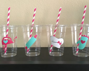 Baking party cups