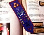 Triforce Legend of Zelda Game Bookmark featured image