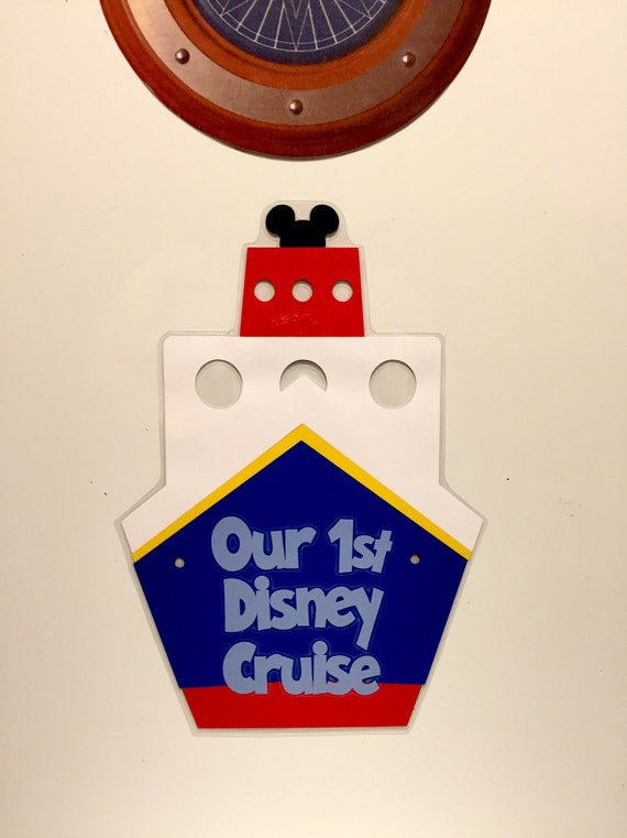 Our First Disney Cruise Ship Magnet Disney Cruise By
