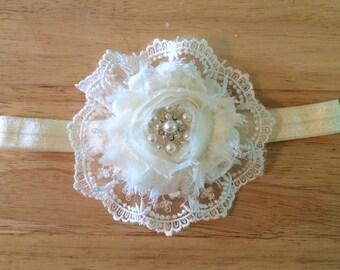 clippie or headband  to match the tutu dress