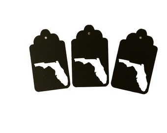 Florida State Gift Tags