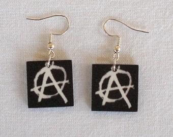 Anarchy Earrings
