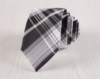 wedding neckties.gray neckties.plaid necktie.narrow ties.neckties for boys.gift neckties in gift box.formal ties for work.fashion ties+fast