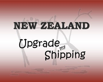International Shipping with Tracking to NEW ZEALAND, Postage upgrade,Tracked shipping, Shipping add on from Australia Post