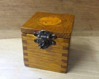 Handmade trinket box