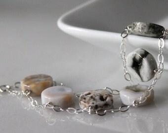 Ocean Jasper Harmony Bracelet