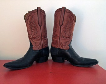 Liberty Boot Co. Men's Cowboy Boots 10.5D