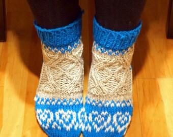 Socks size 8