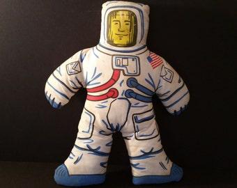 Vintage Stuffed Astronaut