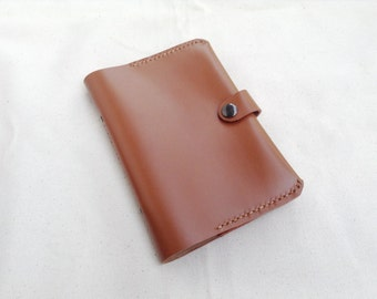 Leather bank card wallet saving deposit passbook organizer leather business card organizer savings account passbook keeper business gift card book reheart Image collections