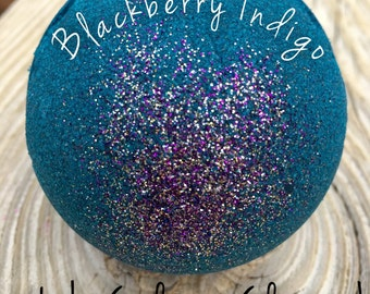 Blackberry Indigo