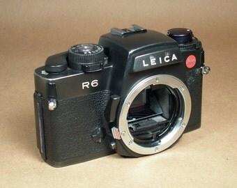 Leica R6 35mm SLR Leitz R-Mount Camera Body!