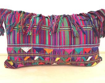 Authentic, Vintage, Guatamalean, Huipil, Textile, Cover