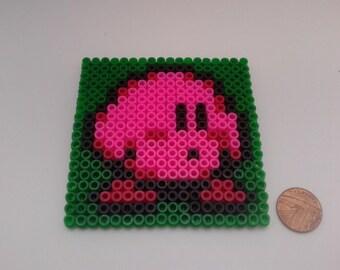 Kirby Pixel Coaster