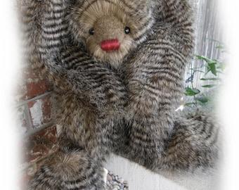 Blessing - OOAK Artist Bunny from BearFolk & Friends