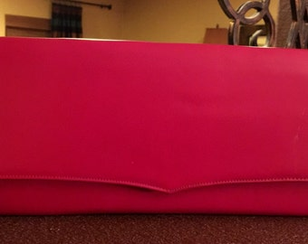 1950's Red Clutch