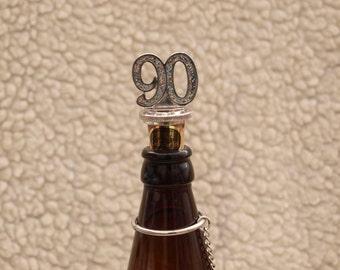 90th Bottle Stopper
