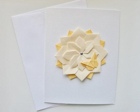 Origami CardsHandmade Card SetsGreeting CardsBirthday