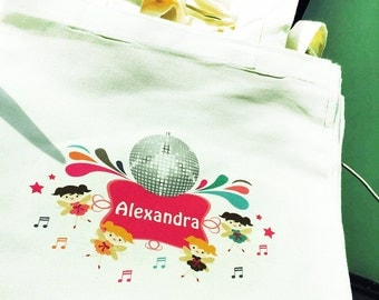 Customized Bag with Printing