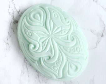 Homemade Glycerin Soap - Oval Soap - Personalized Soap - Fairy Party Favors - Soap Favor - Homemade Soap Set - Custom Soap Personalized Gift