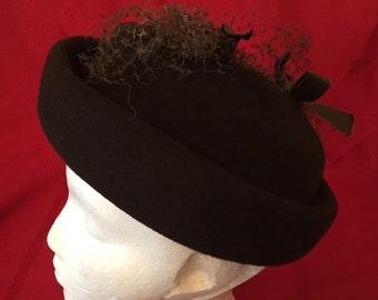 Vintage Glenover Henry Pollak Inc Ladies Hat