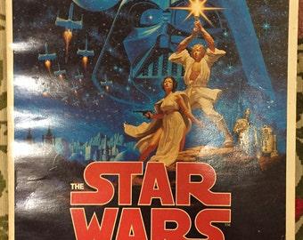Star Wars Album 1977 Offical Collectors Album