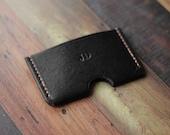 Slim Leather Card Wallet