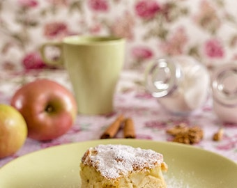 Download digital file,blog,apple cake,food photography,instant dowload,apple photography,cooking,online magazine
